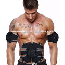 High Quality Portable Physiotherapy Electric Muscle Stimulator With Sixpad