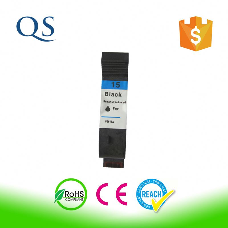 Durable Compatible Ink cartridge for hp15 C6615D use in Deskjet 840C