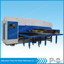 cnc turret punching machine with good pice