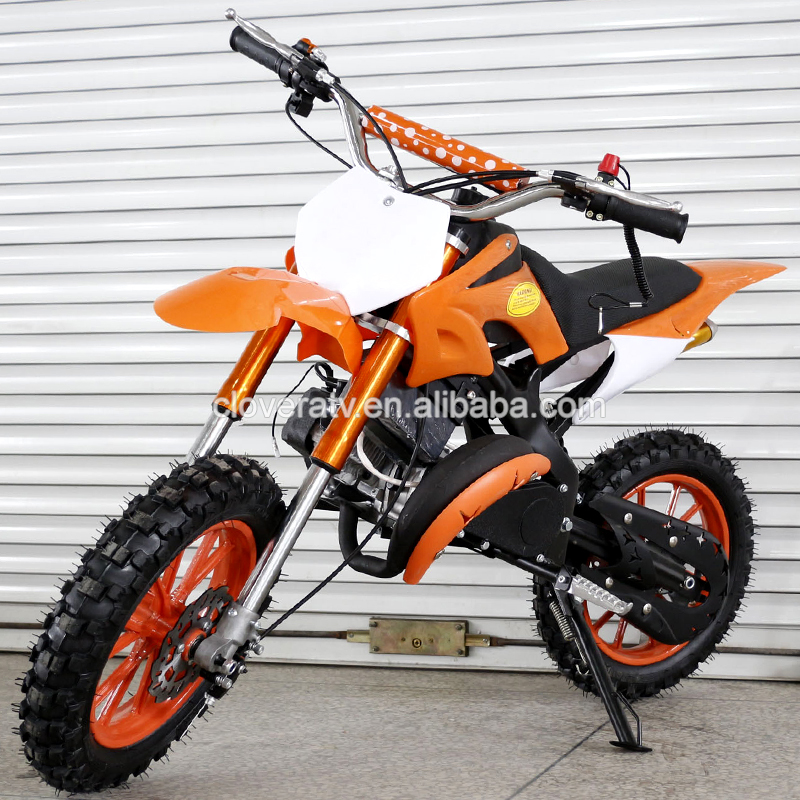 Popular Big Wheel 49cc Kids Dirt Bike Gas <strong>Motorcycle</strong> with CE
