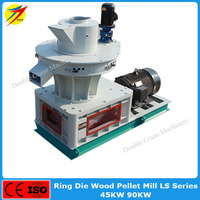 Bamboo chips woods pellet making machine for sale