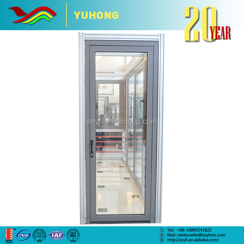YHALU-CAD 2016 Hot sale China manufacturer higher cost performance oversized entry door