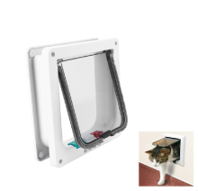 Plastic Pet Door Replacement Flap Interior Pet Door for Dog and Cat