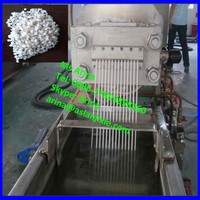 foam granulator/ PET plastic recycling granulator/ PP film pelleting extruder machine