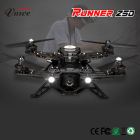 Helicopter toys quadcopter drone propel FPV camera walkera runner 250 ready to fly