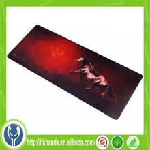 Wonderful design custom rubber advertising computer mouse pad