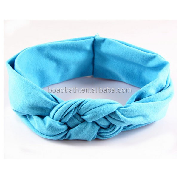 Quest Sweety Baby Girl Newest Turban Headband Girl's Soft Headbands with Bowy