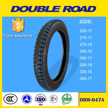 Qingdao factory high speed street 325 16 motorcycle tire to philippines