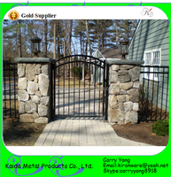 Garden Decorative Wrought Iron Philippines Gates and Fences