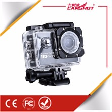 high quality Full HD 1080P digital video camcorder wifi sport camera with protective covering C97