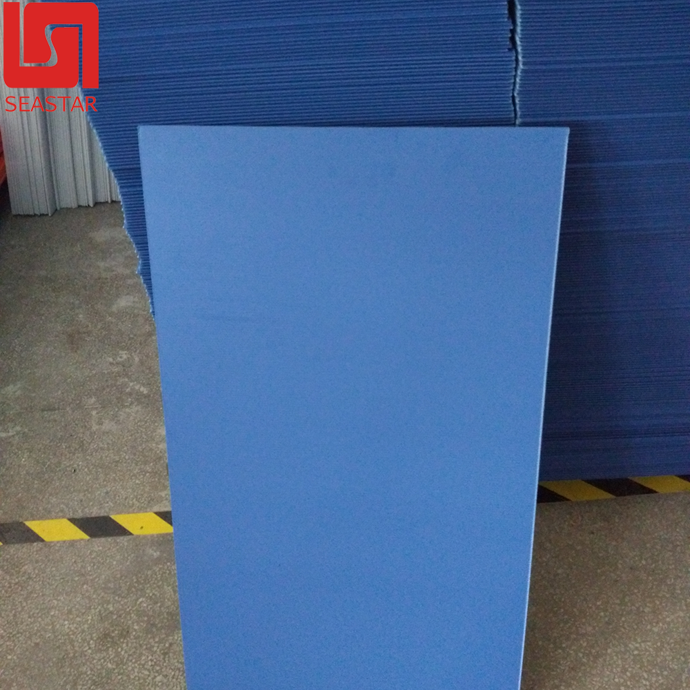 plastic floor protection sheet soft
