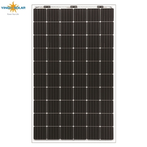YINGLI wholesale 24v 500w 1kw 250w 300 watt 330 watt solar panel in india price