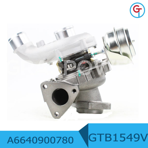 761433-5003S Turbo for Ssang Yong Kyron M200XDi D20DT GTB1549V turbo A6640900780