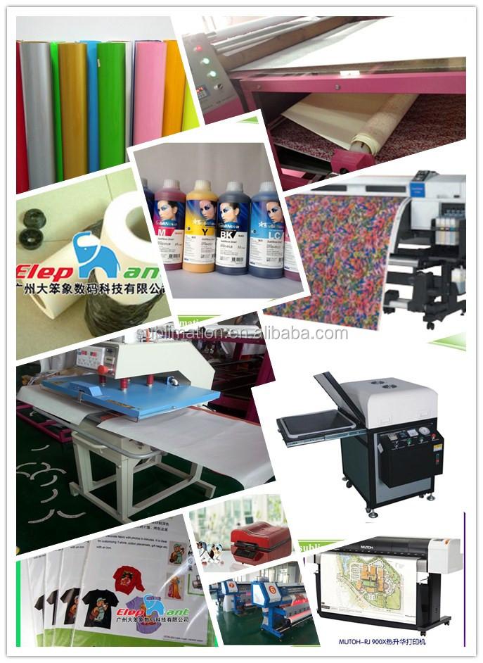 Wholesale Korea Quality Heat Transfer Vinyl T Shirt Rolls