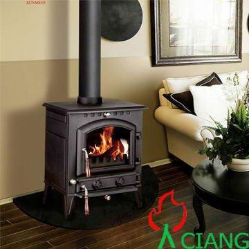 Wood Burning Fireplace Cast Iron - Buy Wood Burning Fireplace ...