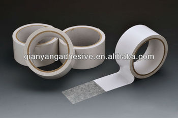 Acrylic water based double side tissue tape