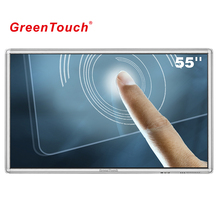 "55"" 65"" 70"" inch multi touch screen monitor tv with Infrared techonology"