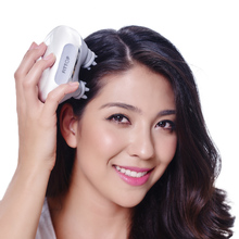 Headache Kneading Scaple Spider Scalp Portable Handy Mini Vibrating Body Electric Head Held Hand Handheld Massager