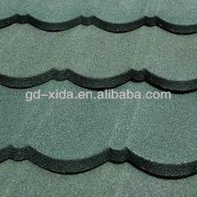 South Africa Popular Colorful Stone Coated Metal Roofing Tiles/roofing Material /stone Roofing Tiles