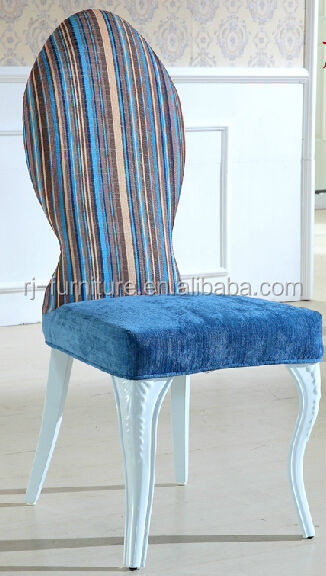 European country style/Fashion/Modern/High-class/Cloth fabric seat/dining room chair/Hotel