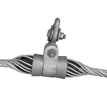 Suspension clamp for ADSS cable/helix clamp /teriminal helix