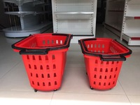China wholesale plastic hanging basket