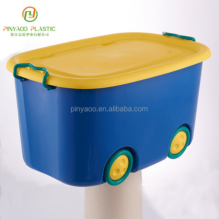 New design stackable wholesale dog toy storage box