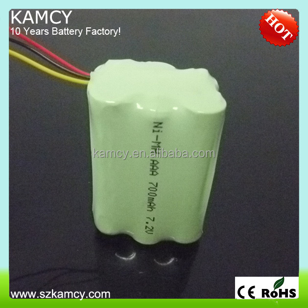 cheapest nimh battery pack rechargeable 7.2v batteries
