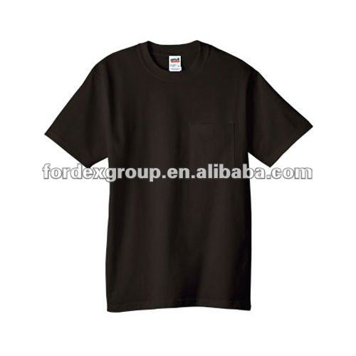 Anvil 6.1 oz. Cotton Pocket T-Shirt ,Men pocket t shirts