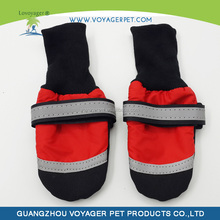 Lovoyager High Quality Waterproof Nylon Dog Rain Boots