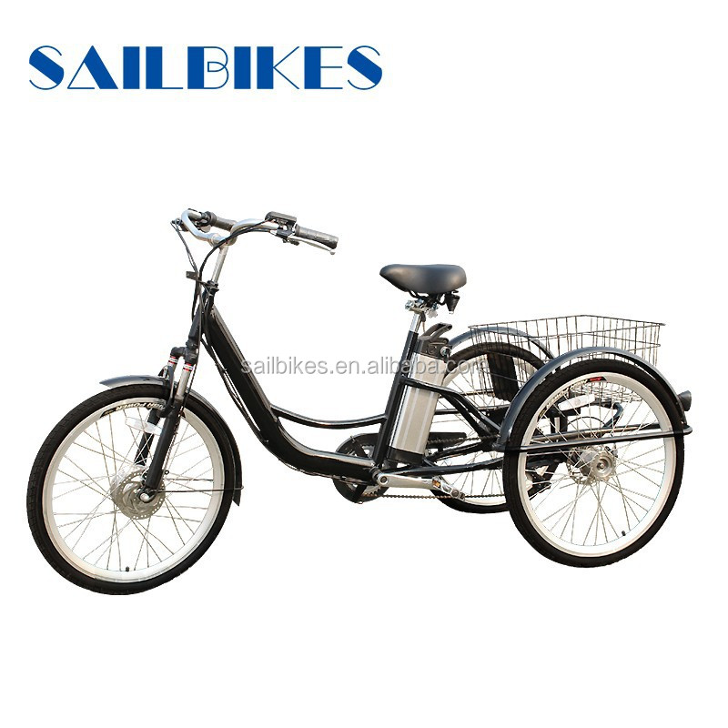 motorised adult tricycle with ce certificate