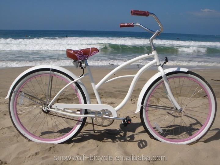 White Beach Cruiser Bike Lady Beach Cruiser Bike Chinese Bicycle Factory Beac