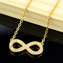 Latest Model Fashion Gold chain necklace Designs Gold Necklace for women