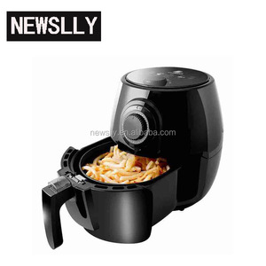 Hot sale good choice Kitchen appliance healthy air deep fryer without oil
