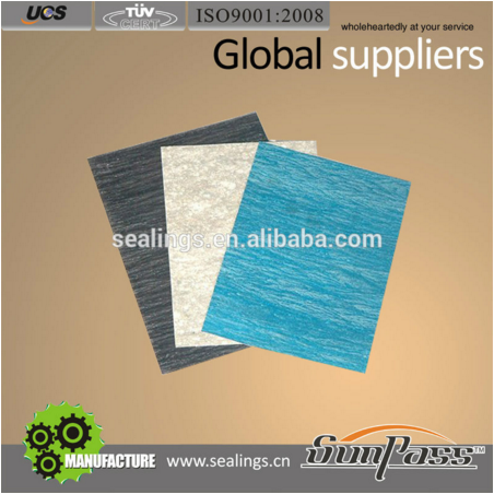 Alibaba Supplier Industrial Rubber Nonasbestos Gasket Sheet