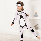Knitted Cotton Wholesale Kids Pajamas Sleepwear Pajama