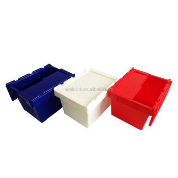 High Quality Plastic Parts Storage Stackable Boxes