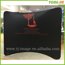 Custom Printed Tension Fabric Display, Portable Trade Show Display, Hot Sale Tradeshow Booth