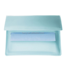 Facial Oil Blotting Paper with PVC Pouch