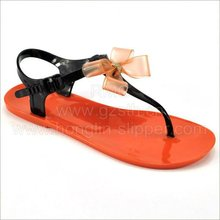 2013 Latest Clip Toed Jelly PVC Lady Sandal