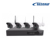 Bessky 4mp h.265 nvr wireless kit Wifi Home security camera 4ch wireless nvr cctv ip camera kit