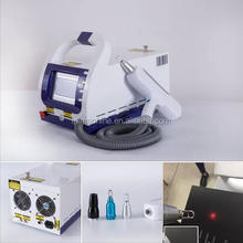 professional laser tattoo removal machine infrared aiming beam portable q switched ruby laser