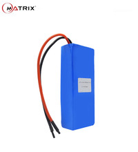 Lifepo4 12v 24v 36v 15.6AH Lithium ion Battery Pack for Electric Scooter