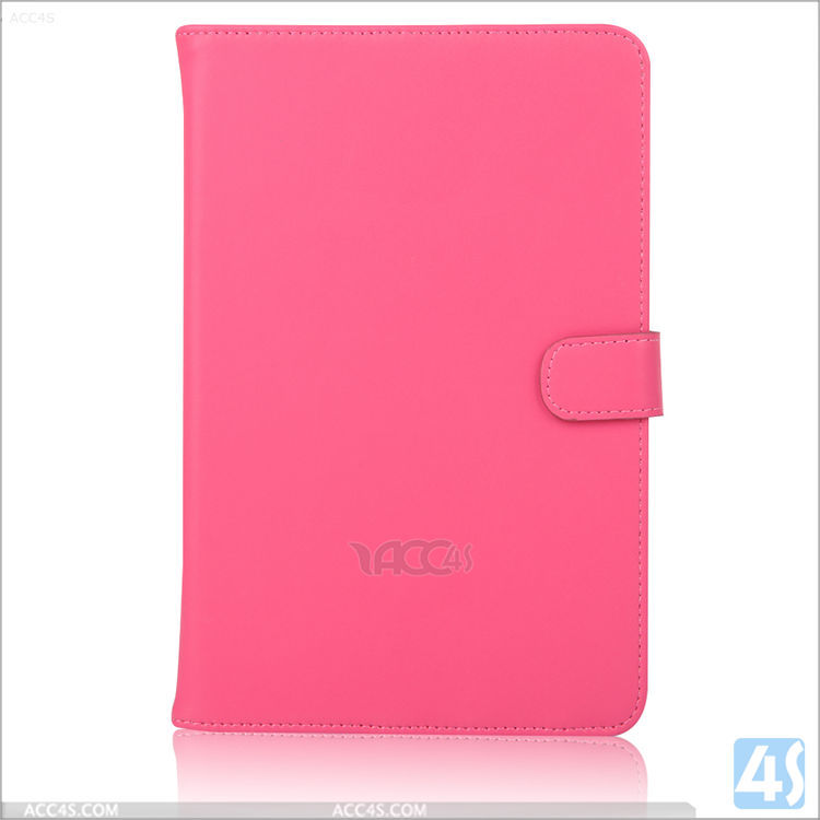 New products unique design korea PU leather case for ipad mini 4