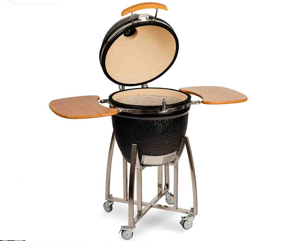 Japanese Charcoal BBQ Grill Kamado Grills the Big Green Egg