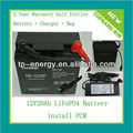 TOPBAND!!! ups li-ion battery 12v with 2 years warranty