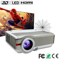 HD projector Home Theater LCD 1080P Full HD LED Projector 1920x1080 cheap Portable multimedia Projector