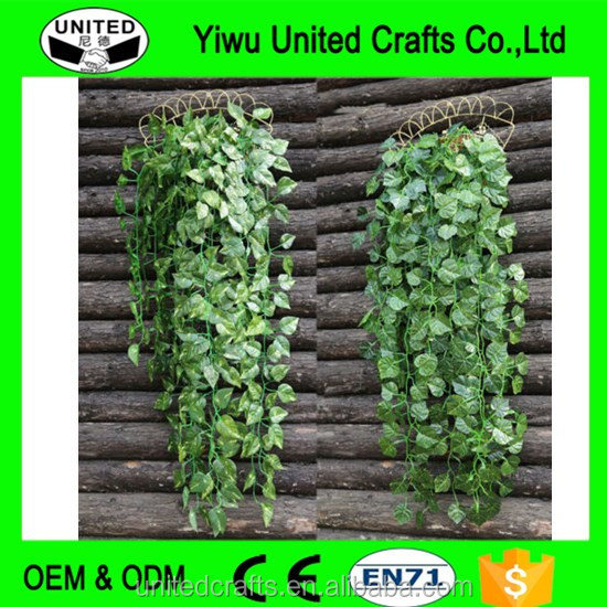 Artificial Ivy Vine Leaf Plants Fake Garland Flowers Home Decor Gift