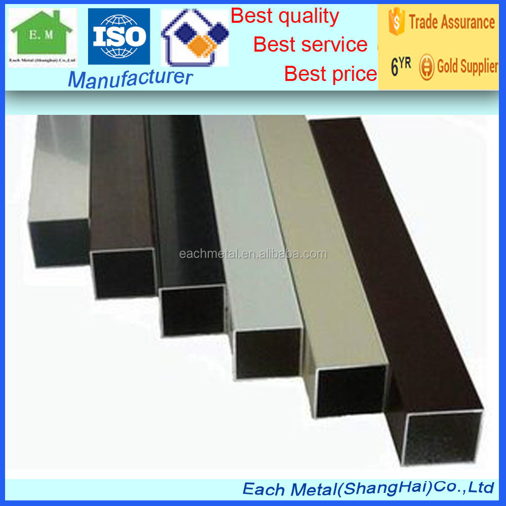 2017 Export for stainless steel struction tube 6mm