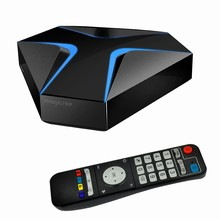 Newest arrival in 2017 Magicsee Iron best android tv box 4k android 7.0 HD Iron from Magicsee